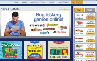 online lottery example of